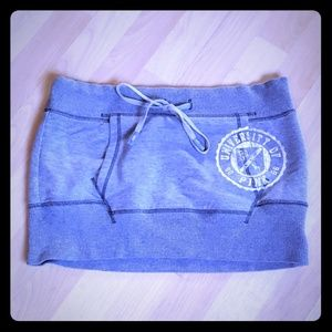 PINK Victoria Secret Fleece Skirt